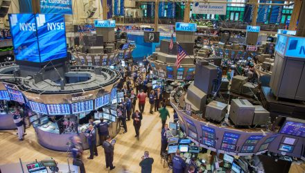 Stock ETFs Struggle On First Trading Day Of 2021