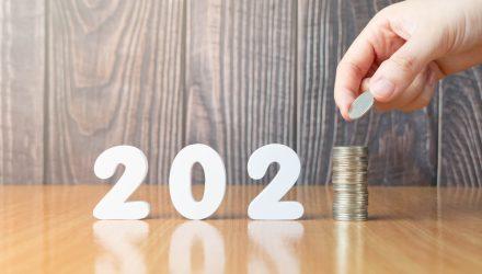Stocks Post Records to Start 2021