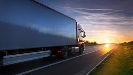 This Transportation ETF Could Really Start Moving in 2021