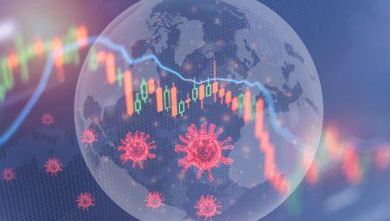 U.S. Stock ETFs Slide as Coronavirus Concerns Give Pause