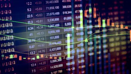 U.S. Stock ETFs Wobble as Traders Wait on Earnings