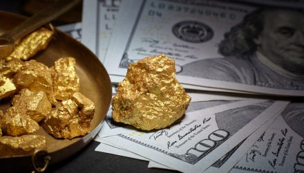 Behold a Pair of iShares ETFs Worth Their Weight in Gold