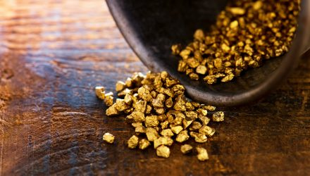 Gold ETFs Are Showing Signs Of Life Amid Bargain Buying