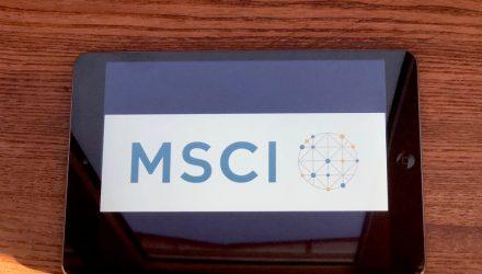 MSCI Sees Increased Demand for ESG Analytics