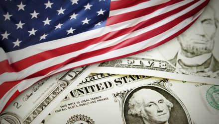 Stimulus Bets Help Keep U.S. Stock ETFs Afloat