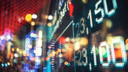 Stock ETFs Drop Again Amid Spiking Bond Yields