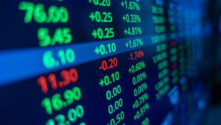 U.S. Stock ETFs Waver as Cyclicals Gain Momentum