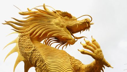 Up 30% in 2021, This Golden Dragon ETF Is On Fire