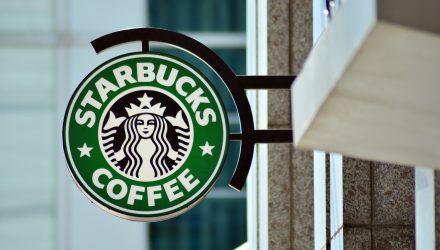 Could Starbucks Upgrade Boost Consumer ETFs?