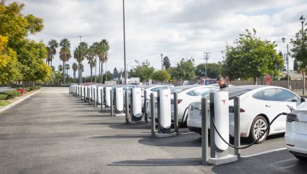 Electric Vehicles Can Drive 'ARKK' Even Higher