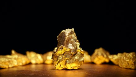 Gold ETFs Gain As Gold Attempts To Form Low