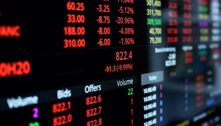 Stock ETFs Decline Amid Margin Call Debacle