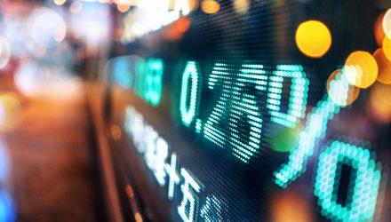 Stock ETFs Remain Volatile As Interest Rates Surge Again