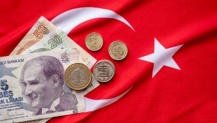 Turkey ETFs Plunge after Erdogan Fires Central Bank Chief