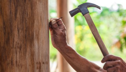 Up a Whopping 850%, This Homebuilder ETF Can Keep Hammering Out Gains