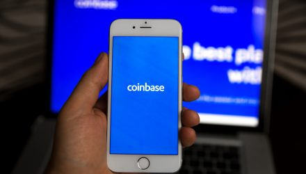 Active ETFs Rapidly Scoop Up Coinbase Shares