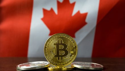 Canadian Cryptocurrency ETFs Showing Monster Trading Volume