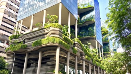 Invesco Celebrates Earth Day With New Green Building ETF, 'GBLD'