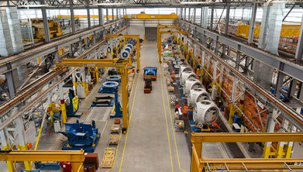 Manufacturers Expand at Fastest Pace in 50 Years, Boosting Commodity Prices