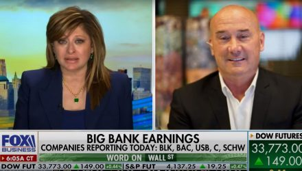 Mornings With Maria Tom Lydon Talks Banks Earnings And ETF Inflows