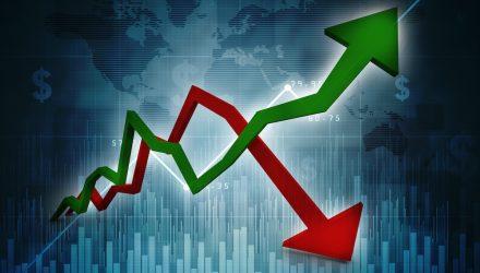 Stock ETFs Fall Amid Mixed Earnings Reports
