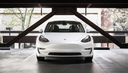 Tesla Reports Record Net Income in Earnings Release