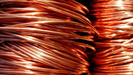 The COPX ETF: Copper Prices Continue Their Climb