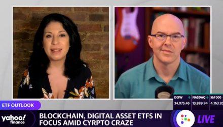 Yahoo Finance Dave Nadig Talks Up Crypto ETF Expectations