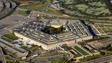 As the Pentagon Considers a Massive Cloud Project, Check Out This ETF