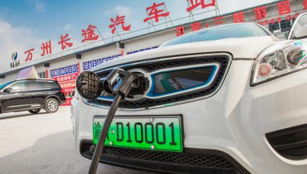 In Population-Dense China, EVs Could Be a Game Changer