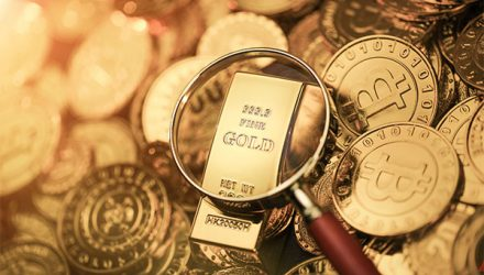 Institutional Investors Are Rotating out of Bitcoin and into Gold