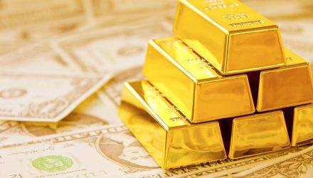 Jump On 'JNUG' as Gold Prices Start to Inch Higher