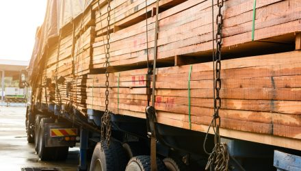 Record-Setting Lumber Prices Lift Timber ETFs