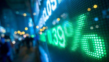 Stock ETFs Rebound From Selloff In Prior Session