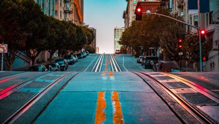 The REIT ETF: Eschewing San Francisco's Ghost Town