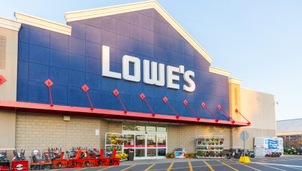 Upbeat Call on Lowe's Helps Lift Homebuilder ETFs