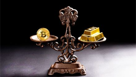 Can't Decide Between Gold or Bitcoin Why Not Both
