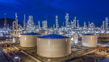Crude ETFs Climb As Oil Futures Approach Multi-Year Highs