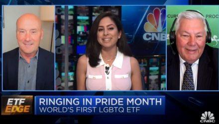 ETF Edge Tom Lydon Talks The First LGBTQ ETF, 'LGBT'