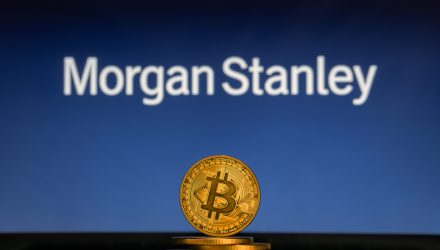 Morgan Stanley Just Purchased a Huge Amount of Grayscale Bitcoin Trust