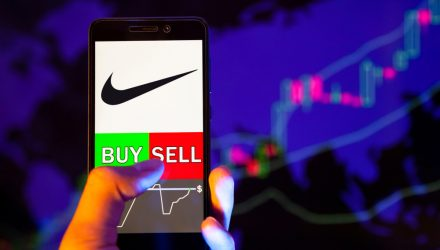 Nike Shares Surge, Lifting Consumer Sector ETFs
