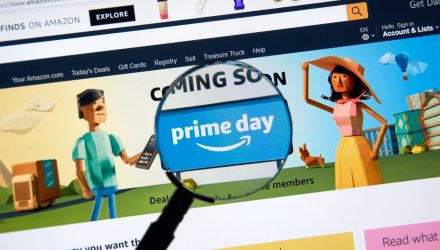 Shoppers Are Primed For Prime Day, As Retail ETFs Climb