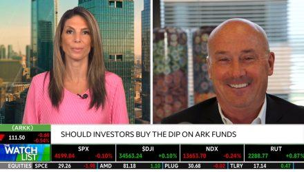 TD Ameritrade Tom Lydon Talks Finding Yield, Commodities & Tech