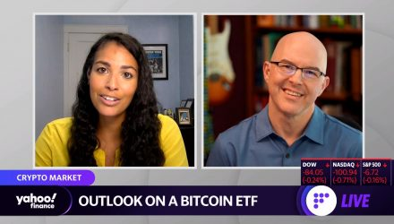 Yahoo Finance: Crypto Gudiance And Dimensional's Conversion