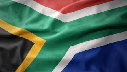 A South Africa ETF Jumps as Political Instability Continues