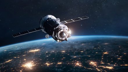 As Billionaires Race to Outer Orbit, Space ETFs Take Off