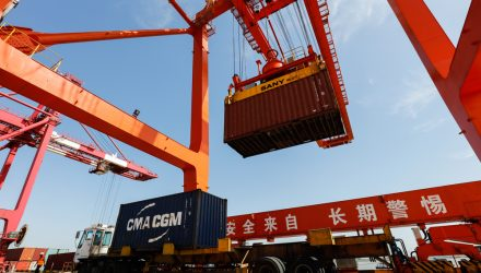 China's Rising Exports Bolster This Emerging Markets Equity ETF