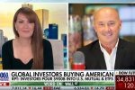 Fox Business: Tom Lydon Discusses Record Inflows to ETFs in First Half