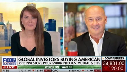 Fox Business Tom Lydon Discusses Record Inflows to ETFs in First Half