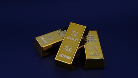 Gold Ticks Higher Despite a Stronger U.S. Dollar, New ISM Data